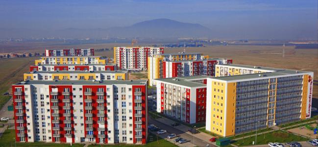 Avantgarden 3 Brasov Apartamente Noi