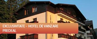 Vanzare Hotel