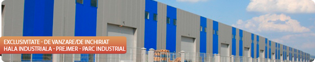 Hala industriala - Prejmer - Parc Industrial